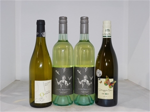 Pack of Assorted White Wine (4x 750mL),