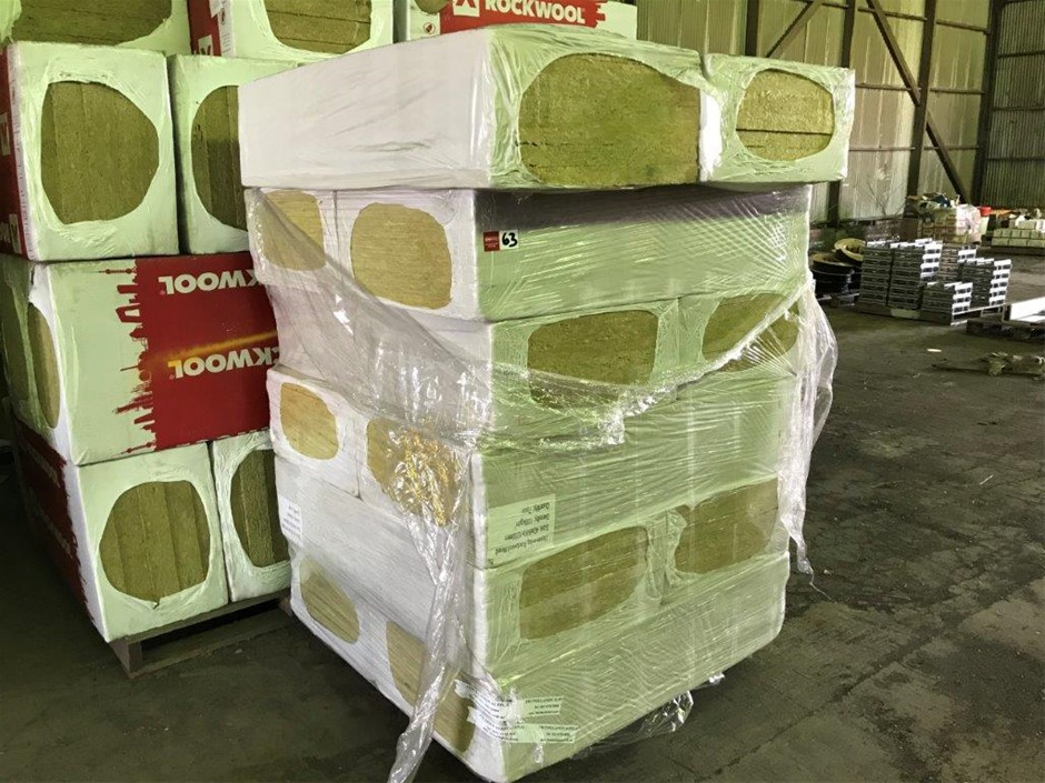 30 x Packs of Thermolag Rockwool Board