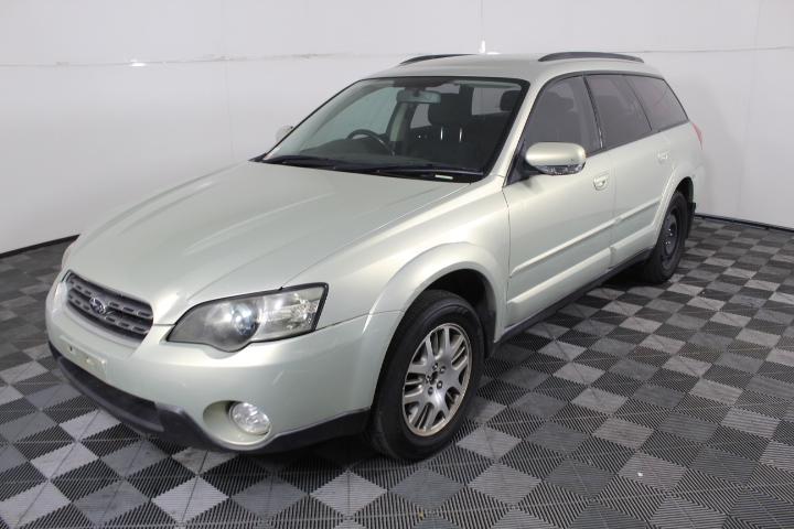 2004 Subaru Outback 2.5i B4A Automatic Wagon (WOVR+Inspected)