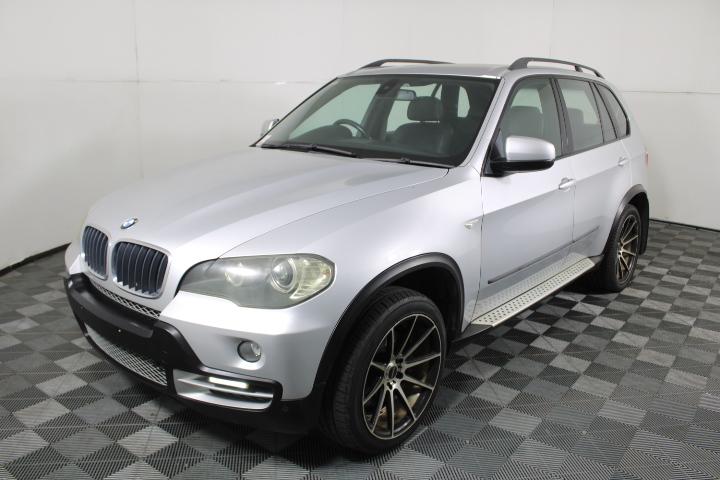 2008 BMW X5 3.0d E70 Turbo Diesel Automatic Wagon