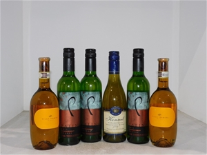 Pack of Assorted White Wine (6x 375mL),