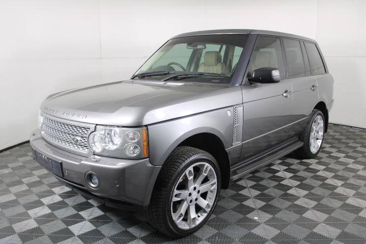 2008 Land Rover Range Rover Vogue TDV8 Luxury T/Diesel Auto Wagon