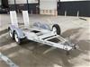 2016 Lite Tow Trailer XK-20 Tandem Plant Trailer