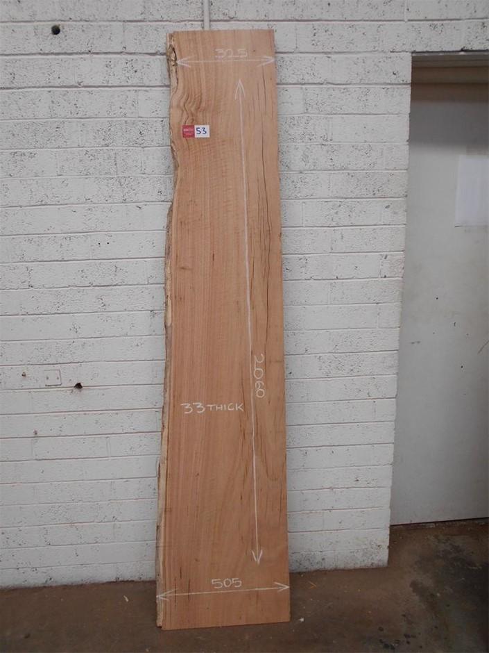 Timber Slab - Mountain Ash