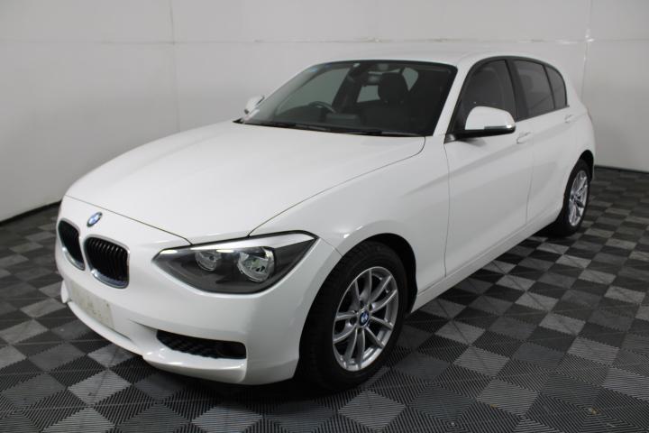 2012 BMW 116i F20 Automatic Hatchback, 140,328km
