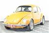 1974 Volkswagen Super Bug