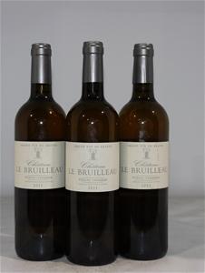 Chateau Le Bruilleau Pessac-Leognan 2011