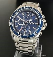 Mens Michael Kors Couture NY chrono. Jetmaster handsome watch