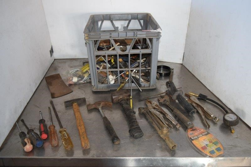Lot of Assorted Hand Tools