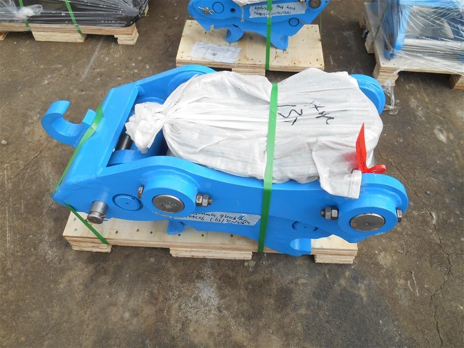 Unused Hydraulic Type KBKC06 Excavator Quick Hitch
