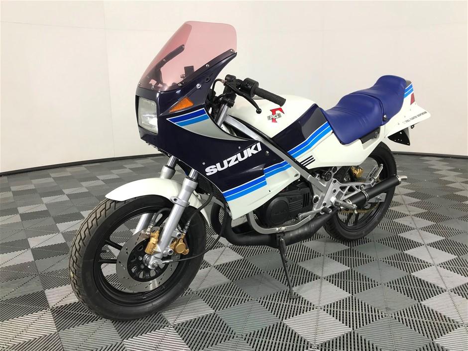 1983 Suzuki RG 250