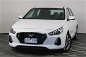 2017 Hyundai i30 Active PD Automatic Hatchback