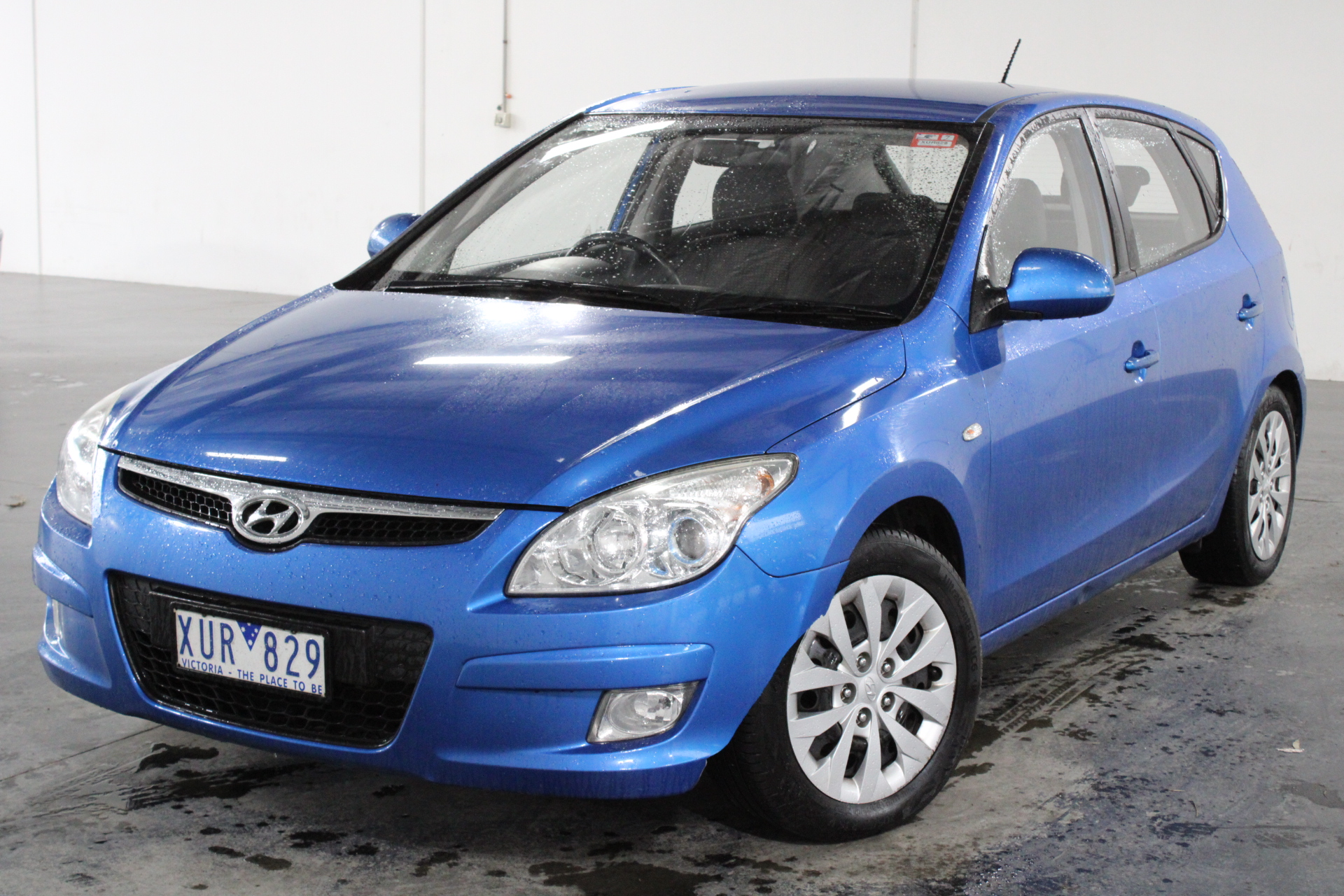 2010 Hyundai i30 SLX FD Automatic Hatchback