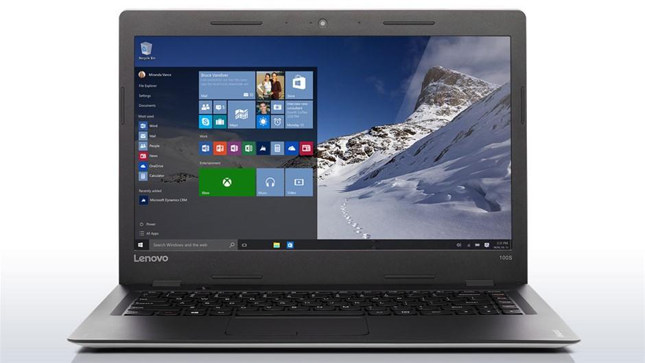 Lenovo IdeaPad 100S-14IBR 14-inch Notebook, Silver
