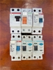 Lot of 6 Various Brand 40 to 63A 2 Pole Leakage Breakers