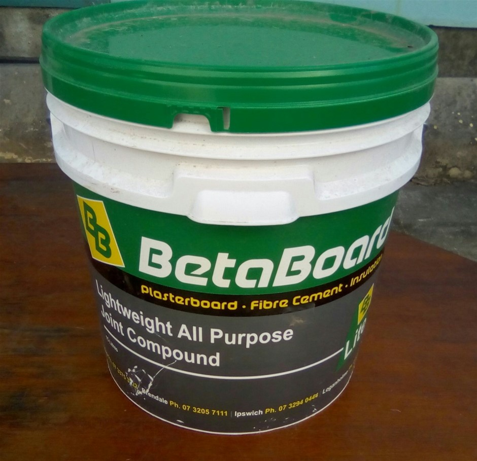 Betaboard Lightweight Plasterboard Jointing Compound