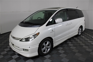 2002 Toyota Estima Automatic Campervan