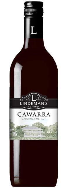 Lindeman's Cawarra Cabernet Sauvignon Merlot 2019 (6x 750mL).