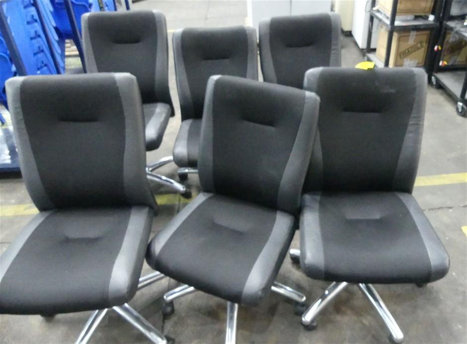 Qty 6 x Chairs