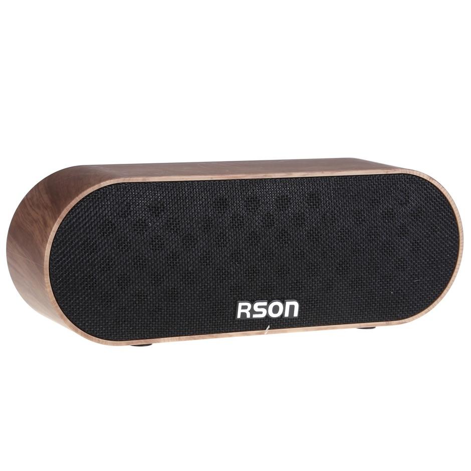 RSON Bluetooth Wireless Speaker, 3W x 2, Operating Distance 10M, Music Play