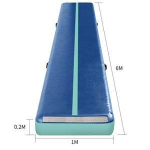 Centra 6X1M Air Track Inflatable Mat Air