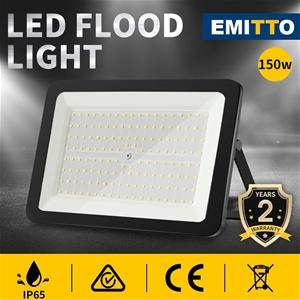 Emitto LED Flood Light 150W Outdoor Floo