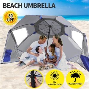 Beach Umbrella Outdoor Umbrellas Garden