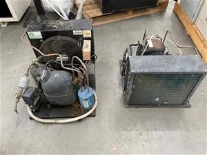 3 x Refrigeration Units