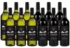 By The Vineyard Mixed Pack Pinot Grigio & Cab Merlot (12x 750mL). SEA.