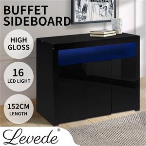 Levede Buffet Sideboard Cabinet Storage