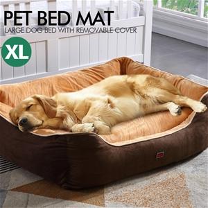 PaWz Pet Bed Mattress Dog Cat Pad Mat Pu