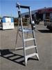 Bailey Aluminium Platform Ladder