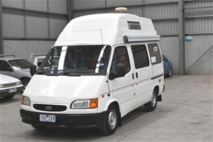 1989 Ford Campervan Transit Automatic Va