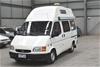 1989 Ford Campervan Transit Automatic Van