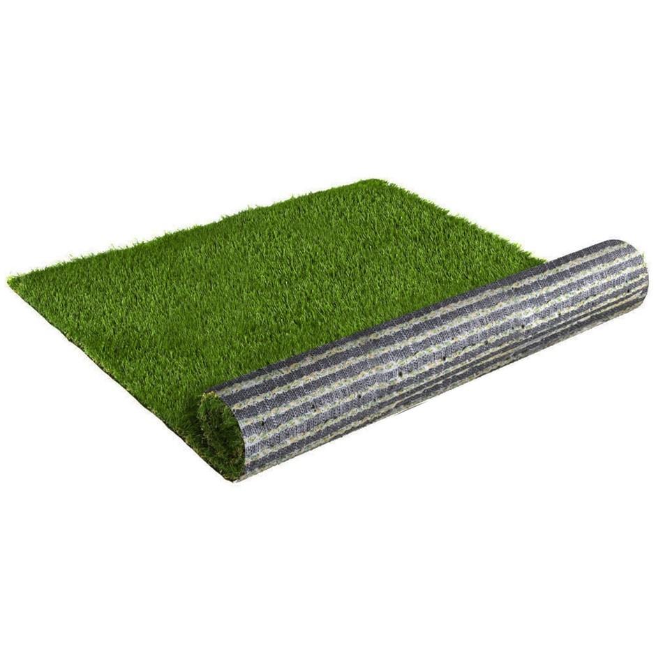 Primeturf Synthetic 30mm 1.9mx5m 9.5sqm Artificial Grass Fake Lawn Turf