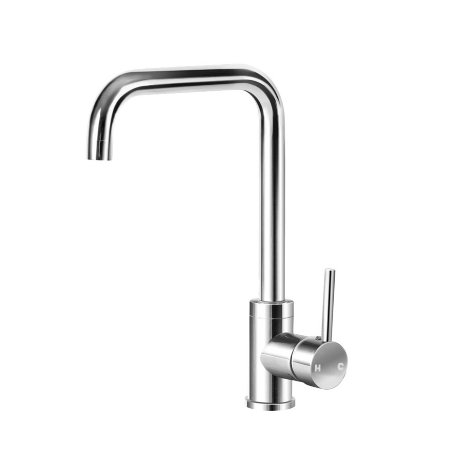 Cefito Mixer Faucet Tap Brass Sink Kitchen Basin Shower Swivel Spout WELS