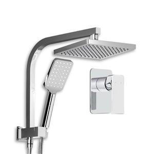 "Cefito WELS Square 8""Bathroom Rain Showe"