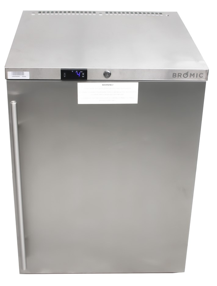 BROMIC UNDER COUNTER FRIDGE NEVER BEEN USED