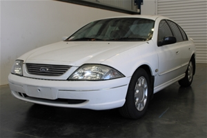 2002 Ford Falcon Forte AUIII Automatic S