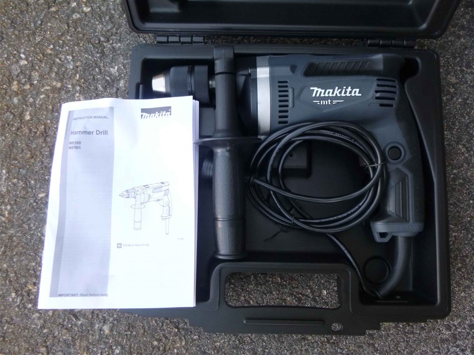 Makita Solid Power Electric Drill Hammer - Unused