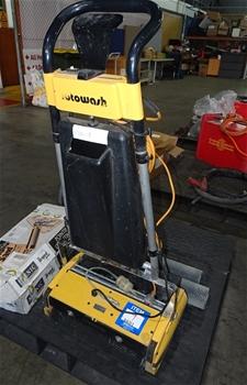 Rotowash Profesional Floor Scrubber
