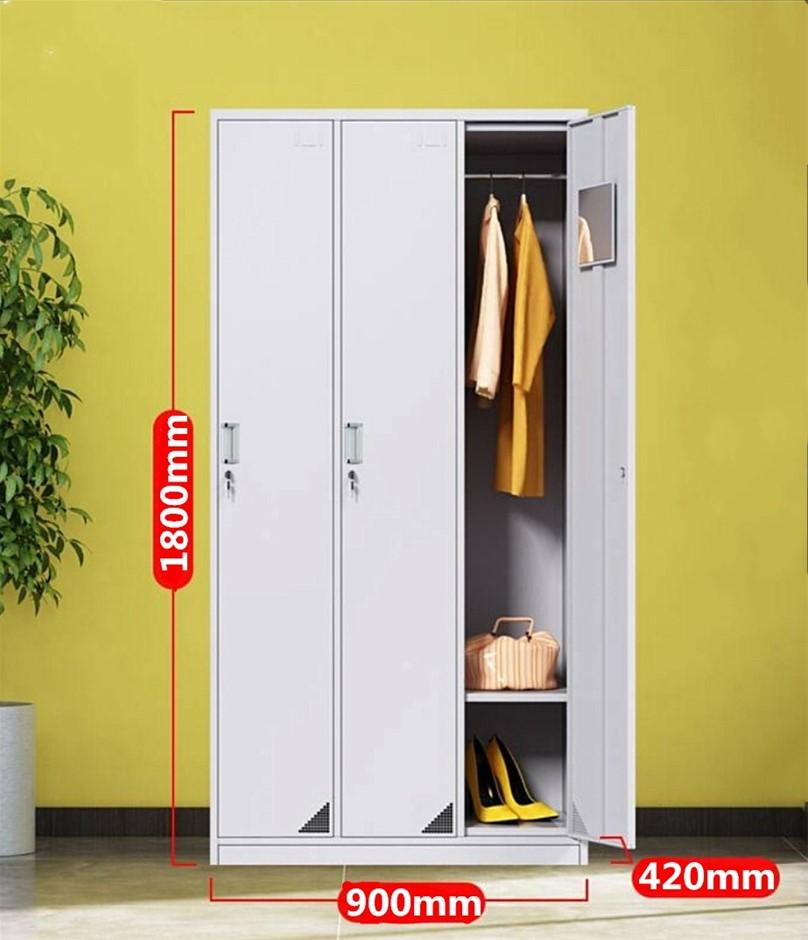 3-door locker (Pooraka, SA)