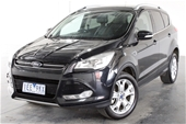 Unreserved 2014 Ford Kuga AWD TREND TF Turbo Diesel