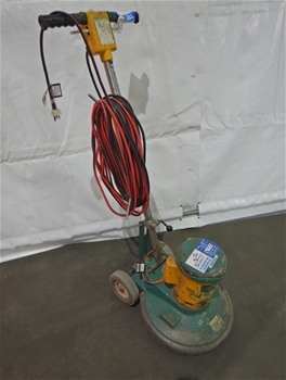 Assorted Electric Polisher Buffers