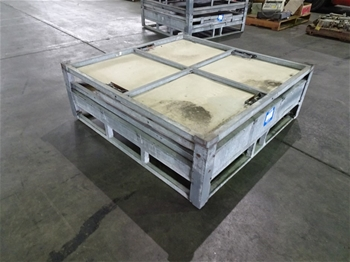A Large Qty of Collapsible Stillage