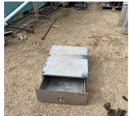 Kennedy Aluminium Drawer Type Tool Box