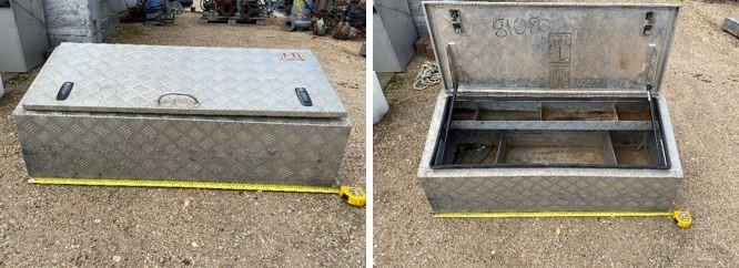 1-11 Tool Box Tool Box Aluminium Checker Plate