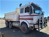 1984 Mercedes Benz 2238 V-Series 6 x 4 Tipper Truck