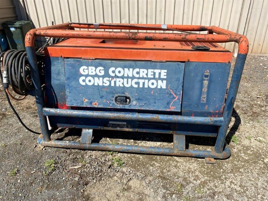 Denyo Co. Ltd Generator / Welder