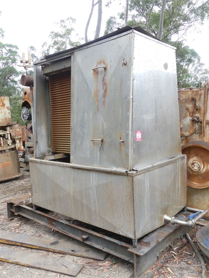 Refrigeration Chiller Unit